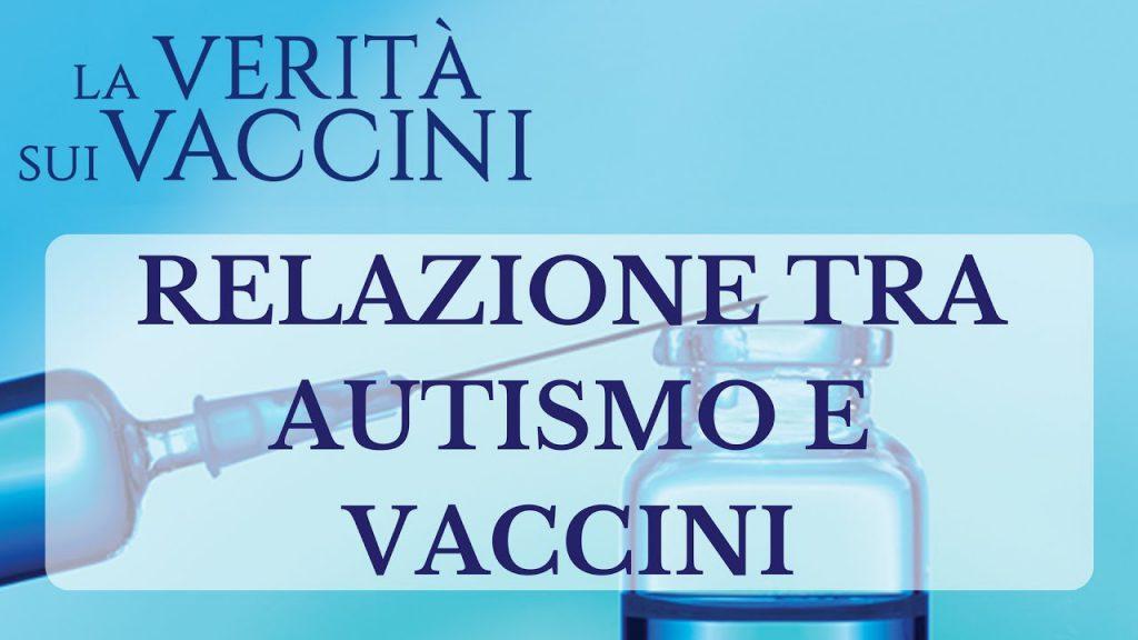 Autismo e Vaccini: Dario Miedico parla della relazione