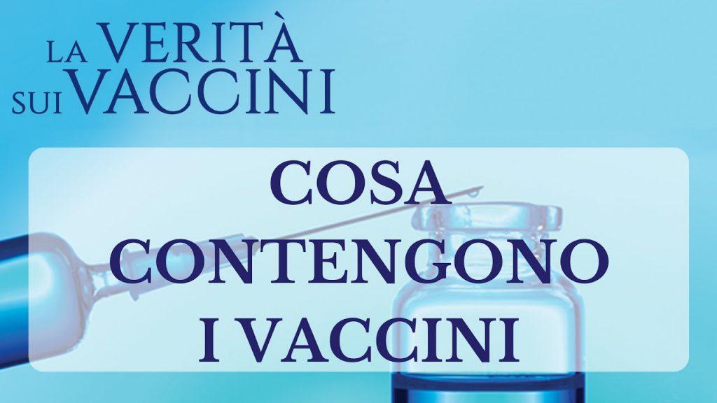 """Cosa contengono i vaccini? """"Tutti i vaccini contengono mercurio"""". Risponde Stefano Montanari"""