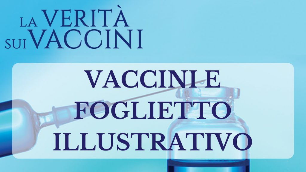 Vaccini e foglietto illustrativo: l'Avvocato Luca Ventaloro spiega il bugiardino