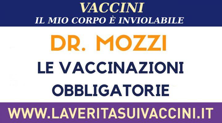 Il Dr. Mozzi parla delle vaccinazioni obbligatorie